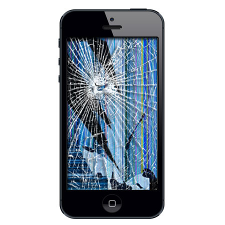 cracked iphone 5c screen iphone 5c lcd repair irepair indy 1295